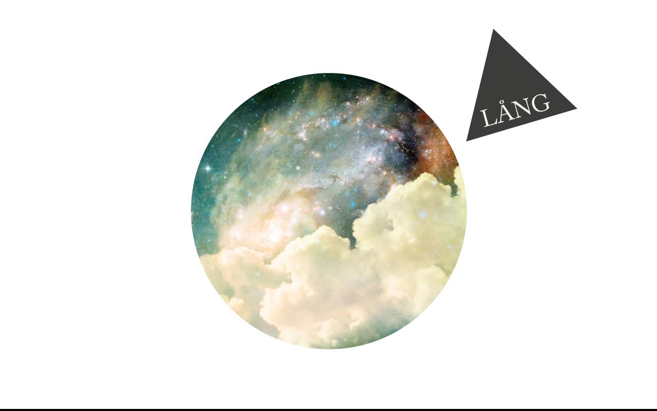 rund galax med moln